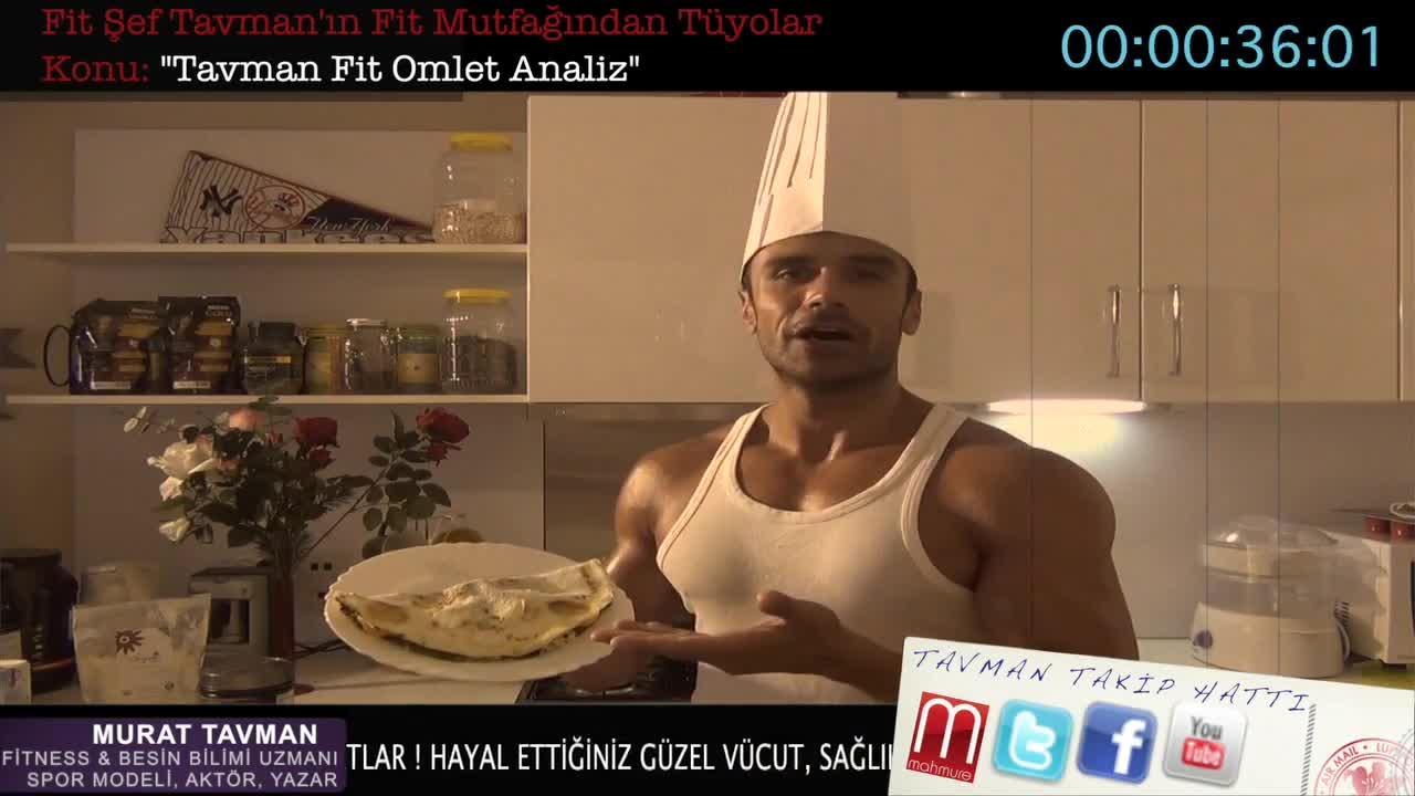 Fit omlet