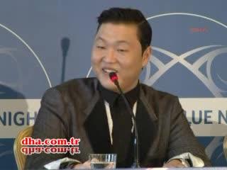 Tercümanın hatası PSY'yi güldürdü