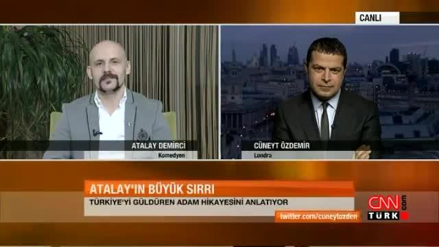 Atalay Demirci'nin sakladığı hayat hikayesi