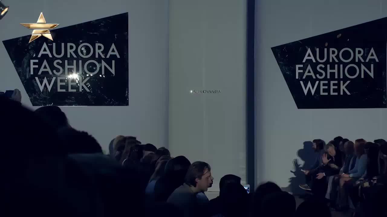 Rusya Moda Haftası Gaetano Navarra Sonbahar Koleksiyonu