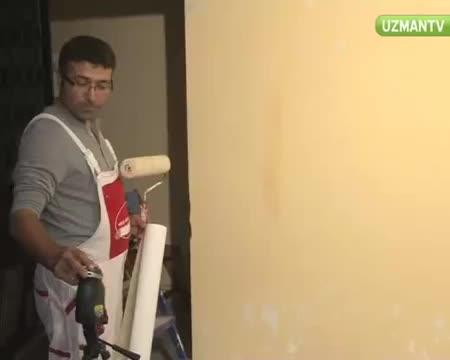 Duvar kağıdı nasıl yapıştırılır?